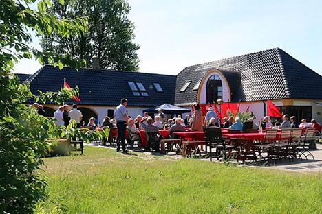 Årets Grundløvsmøde på Søbakken er aflyst