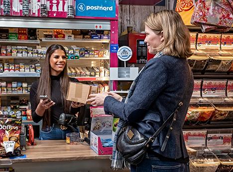 Postnord åbner nyt udleveringssted i Rostrup