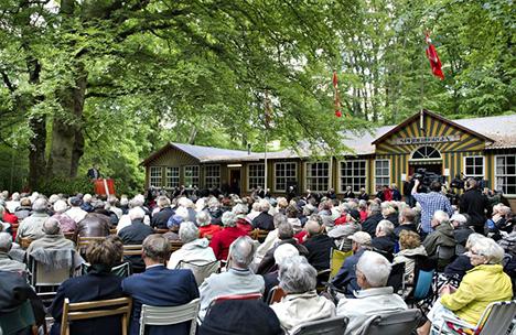 Så er der stort jubilæums Grundlovsmøde i Terndruplund