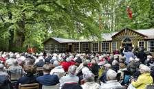I år er der stort Jubilæums Grundlovsmøde i Terndruplund