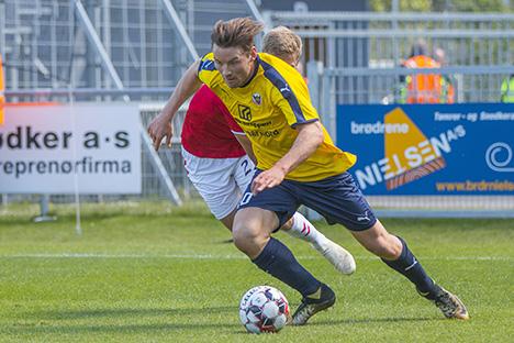 Hobro IK tabte første playoff-opgør trods dominans