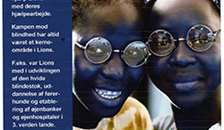 Lions Club Arden indsamler briller til Afrika