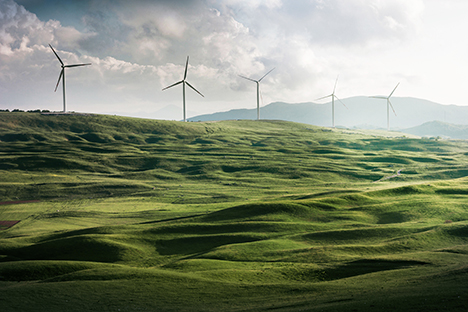 Grøn energi til dit hjem