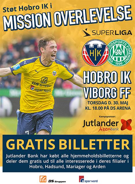 Playoff kamp mod Viborg