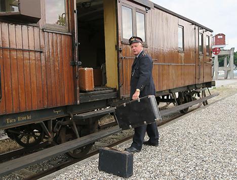 Motor-dag med stor udvidet toggang - og ELRO giver billetten!