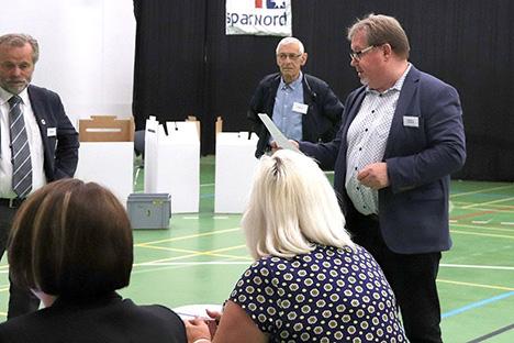 Sådan stemte Mariagerfjord ved Folketingsvalget 2019