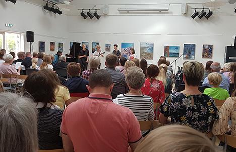 Musik Universet fyldte Arden Kulturhus med musikglæde