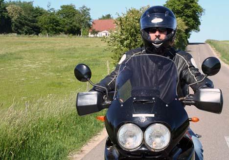 Pas på farten - sommeren er sæson for motorcykelulykker