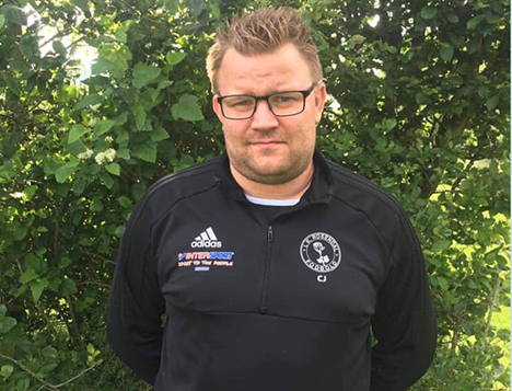 Christian Jensen fortsætter som ungdomskonsulent i IK Rosendal
