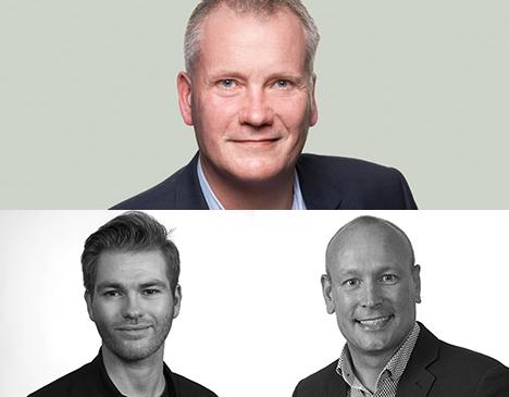 Per Husted, Casper Hedegaard og Jens-Henrik Kirk kom ikke i Folketinget