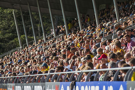 Hobro IK ligger ud med en Mandagskamp mod AGF i første Superliga-runde