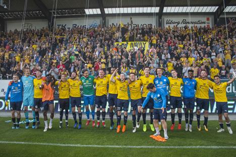 Hjemmekamp mod AGF i første Superliga-runde