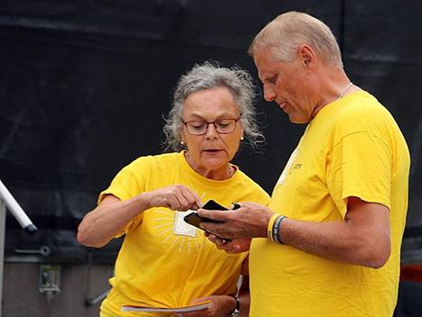 Den verdensomspændende begivenhed, Stafet For Livet, Løber endnu engang af stablen i Hobro på lørdag
