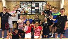 Flotte badminton resultater ved sæsonens sidste turnering