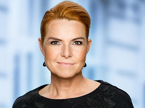 Inger Støjberg Venstre-vinder i Vestjylland