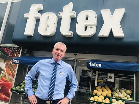 Lars Lind ny varehuschef i Føtex Hobro