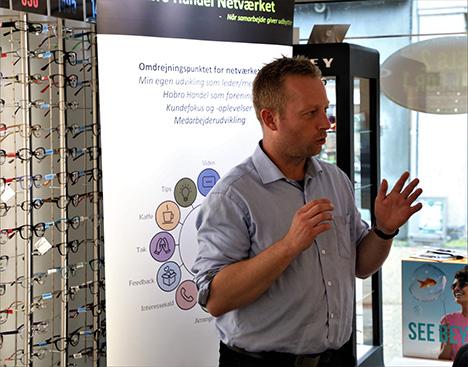 Hobro Handels Erhvervsnetværk skaber sammenhold i Hobro