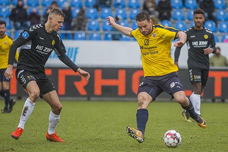 Hobro IK tester mod AC Horsens og FC Fredericia i opstarten