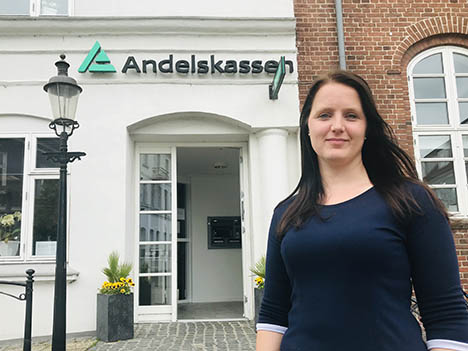 Pia Juncher ny souschef i Andelskassen Hobro