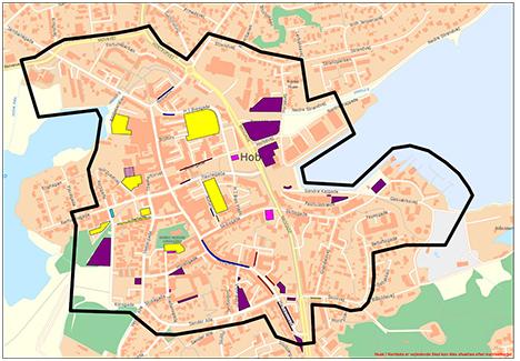 Ny plan skal bedre parkeringsmuligheder i Hobro