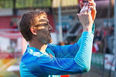 Jesper Rask kåret til årets spiller i Hobro IK