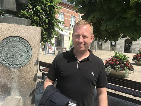 Torben Ringe Christensen ny Citychef i Hobro