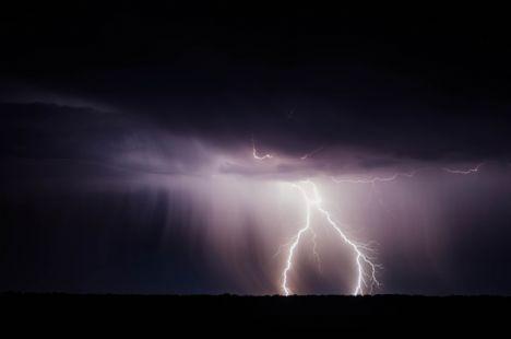 Vi er midt i tordensæsonen