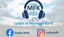 Velkommen til Radio MFK - Danmarks nye radiostation for Mariagerfjord Kommune og omegn