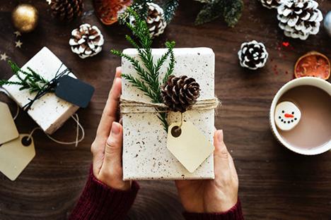 Sådan finder du en personlig gave til jul