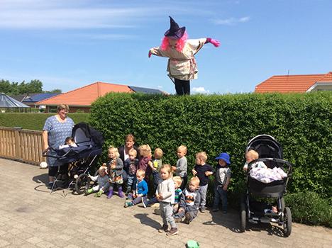 Sankt Hans fest i Valsgård 2019
