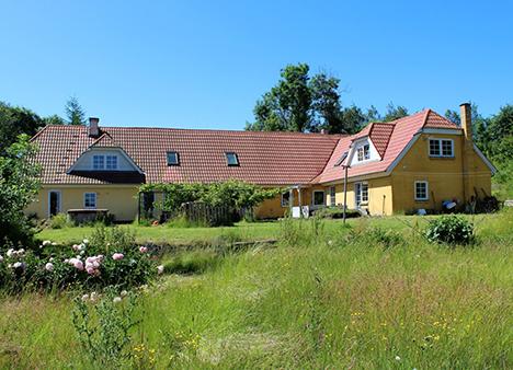 Ugens Bolig | To huse til et hus pris!