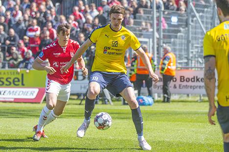 Remis mod AGF i sæsonens første Reserveliga-kamp