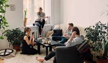 De unge nystuderende har travlt med at flytte hjemmefra i august. Her finder du 3 gode tips til indretning af din nye bolig.