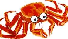 Har du været til krabberæs?