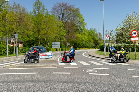 Kronjylland: GF efterlyser borgernes egne trafikprojekter