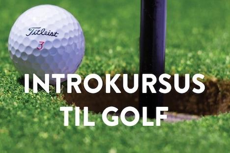 Mariagerfjord Golfklub med begynderkursus