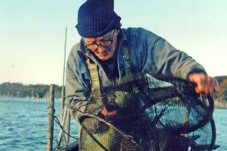 Film om ålekrogsfiskeri i Mariager Fjord