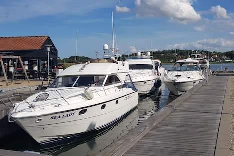 Det er dejligt at være Norsk i Danmark og det synes vi i Hadsund er hyggeligt