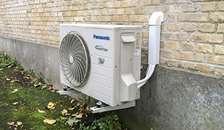 Varmepumper hitter hos boligejerne
