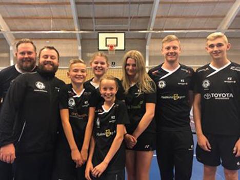 Hadsund Badmintonklub er klar til at byde dig velkommen til en fantastisk sæson