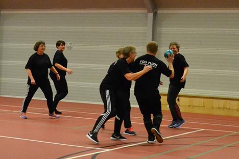 You turn - Skab nye vaner med Valsgård Gymnastikforening
