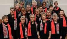 Masser af muligheder for at synge i kor ved Arden Kirke