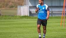 U16-træner tilknyttes som analyseansvarlig hos førsteholdet i Hobro IK