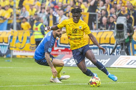 Kyniske Brøndby IF tildelte Hobro IK første nederlag i denne sæson
