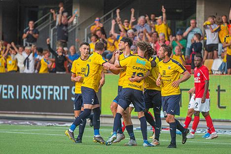 Truppen mod Brøndby IF | Emmanuel Sabbi er igen kampklar