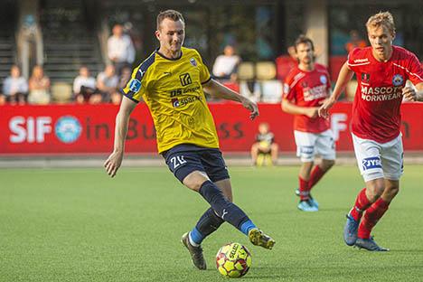 Flot 2-1-sejr over AaB i Reserveligaen