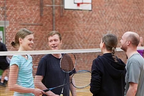 Nyt fleksibelt badmintontilbud for voksne