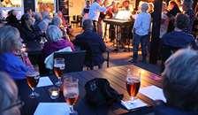 Godt besøgt sensommerkoncert på Havnen i Øster Hurup