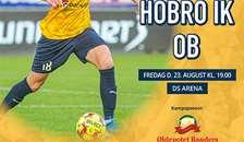 Hobro IK -OB søndag kl. 16