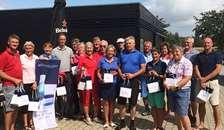 Åben parmatch afviklet på Mariagerfjord Golfklub